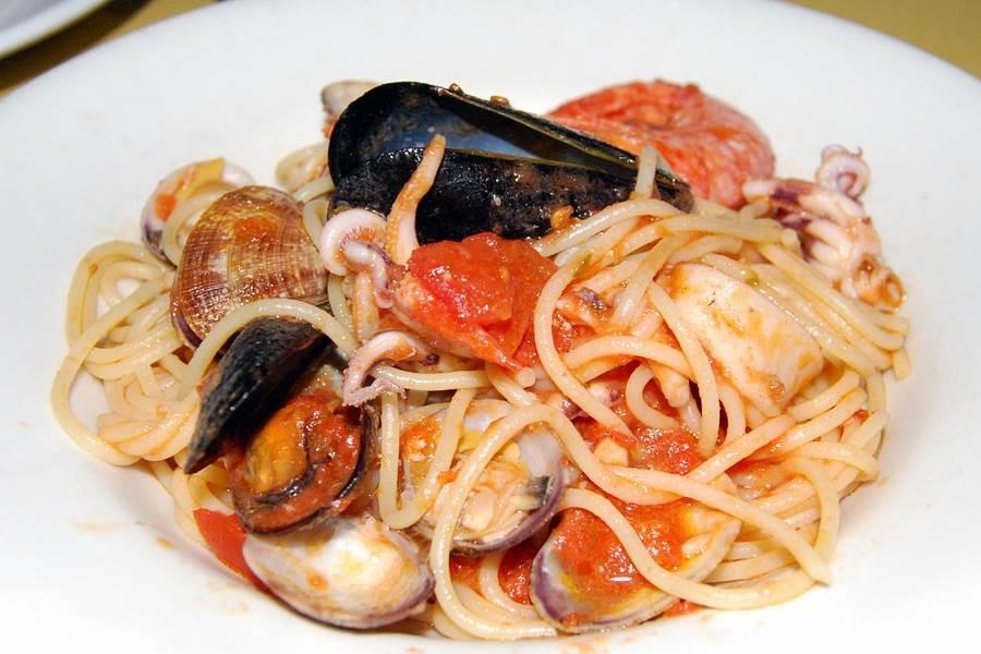 NeapolisFranchising Spaghetti Scoglio