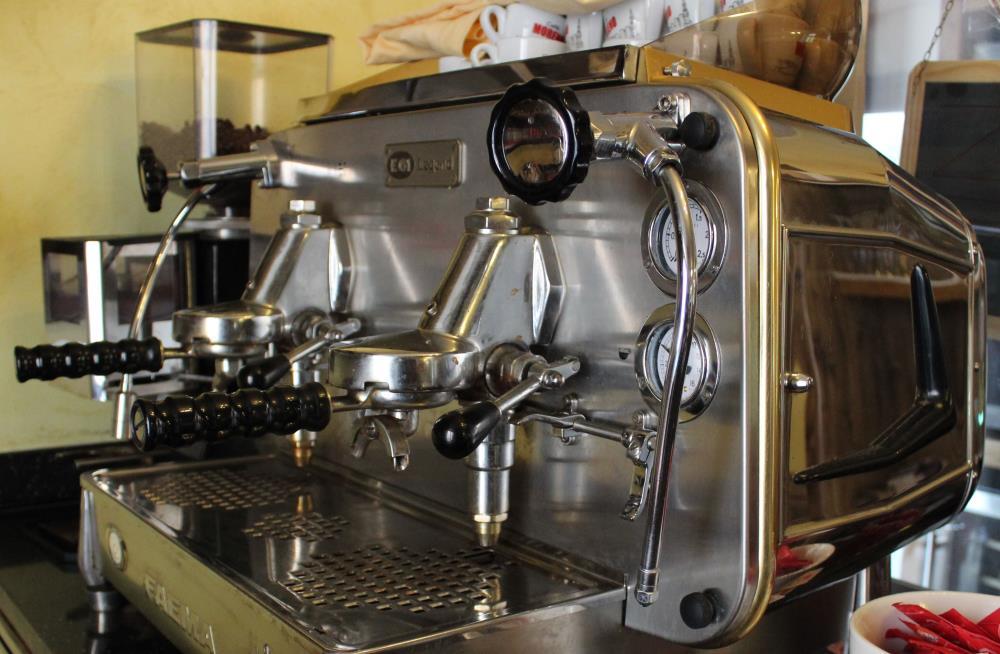 Macchina caffe napoletana