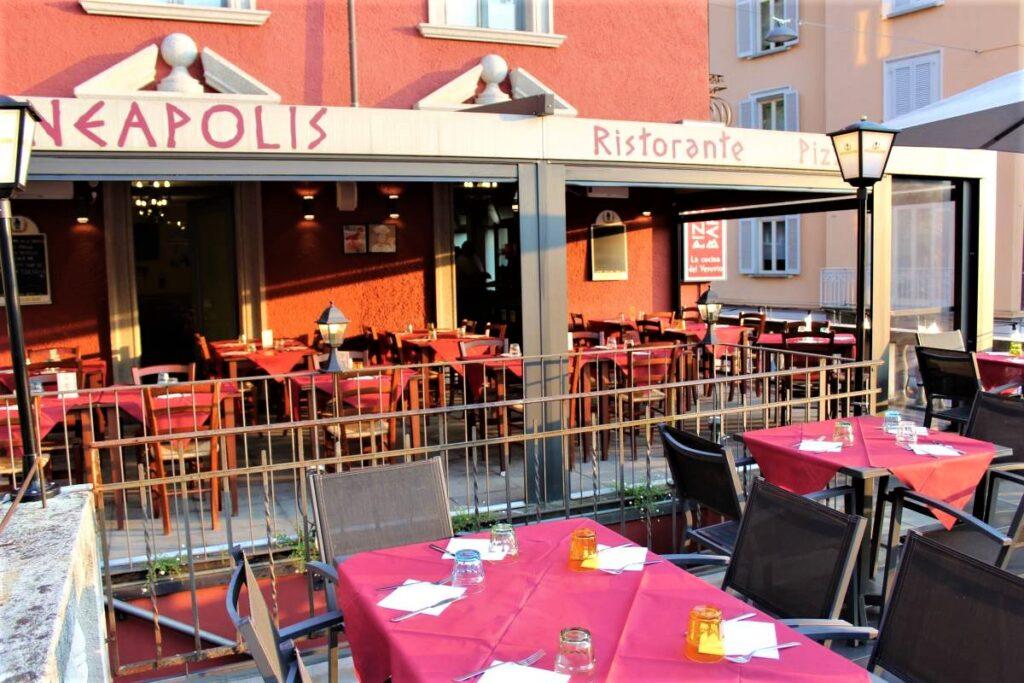 Pizzeria Neapolis Lugano Castagnola