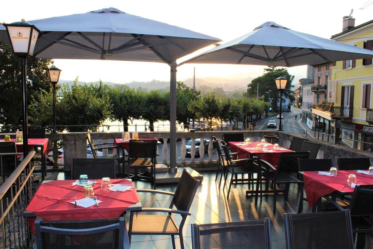 Neapolis Lugano Terrazza